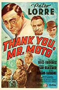 Website to download full hd movies Thank You, Mr. Moto USA [2K]