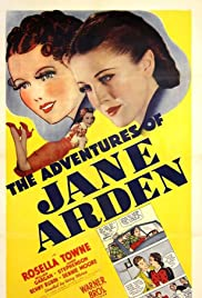 The Adventures of Jane Arden Poster