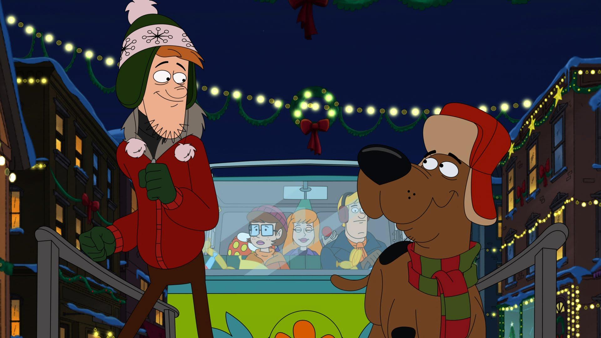 Scooby Doo Christmas.Be Cool Scooby Doo Scary Christmas Tv Episode 2015 Imdb