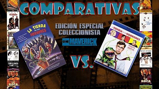 Psp mp4 movie downloads Comparativa: La Tienda de los Horrores by [1920x1080]