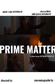 Primary photo for Prime Matter