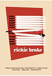 Richie Broke Poster