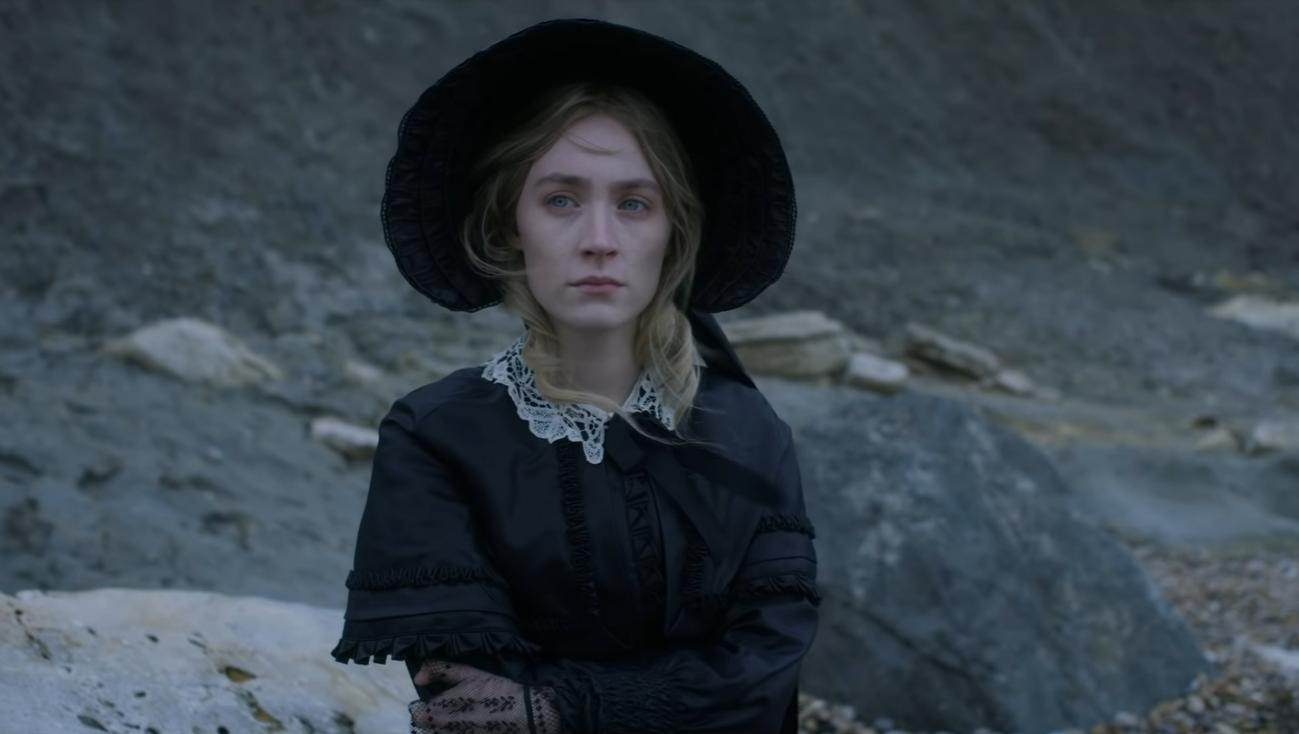 Saoirse Ronan in Ammonite (2020)