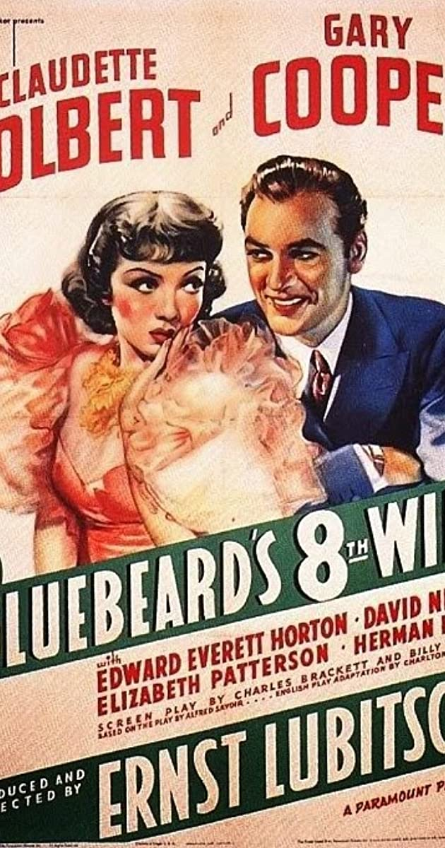 Subtitle of Bluebeard's Eighth Wife