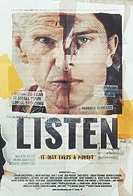 Steve Rankin and Josh Pafchek in Listen (2017)