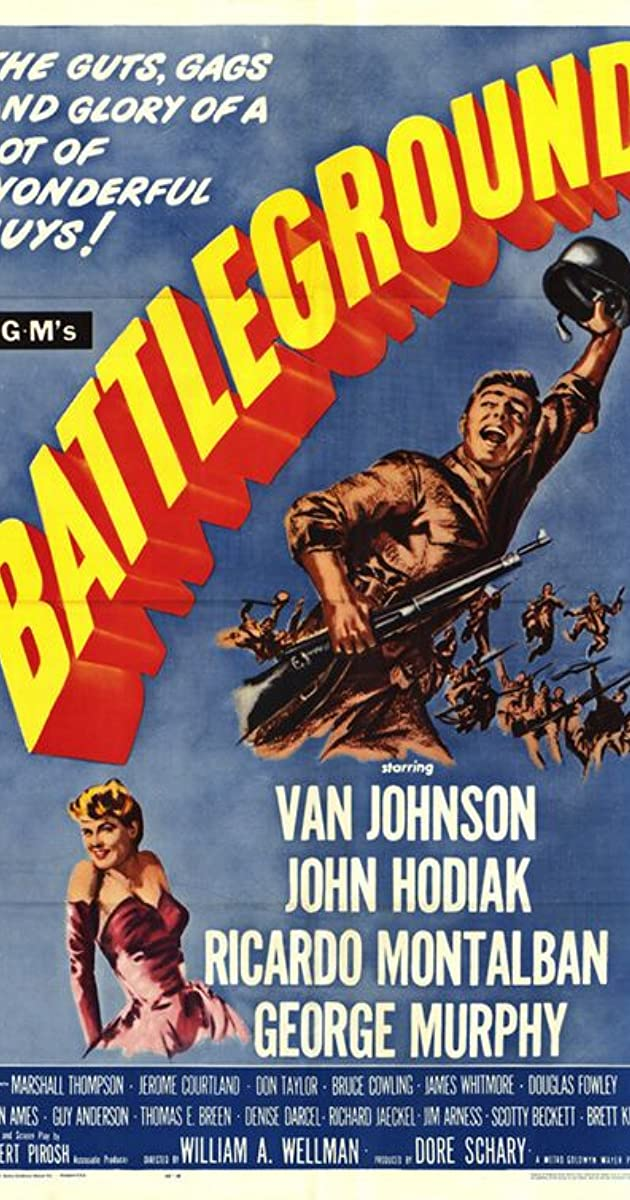 Subtitle of Battleground