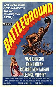 Battleground in hindi 720p