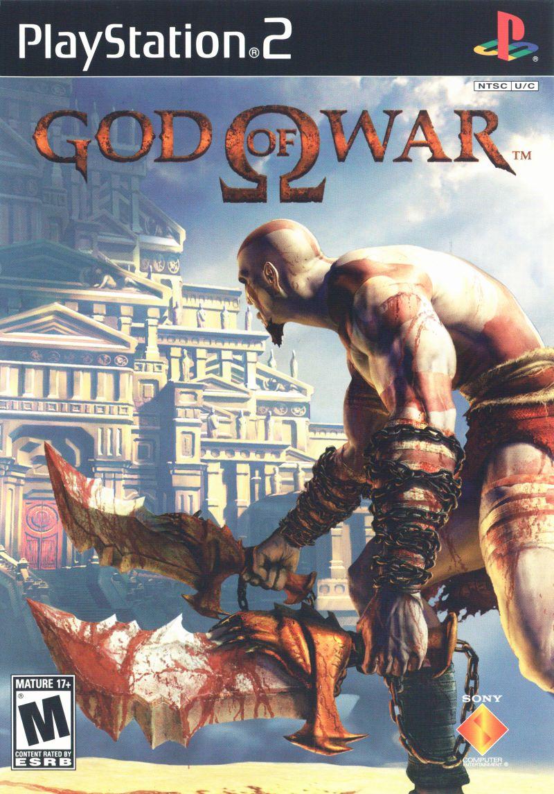God of War (Video Game 2005) - IMDb