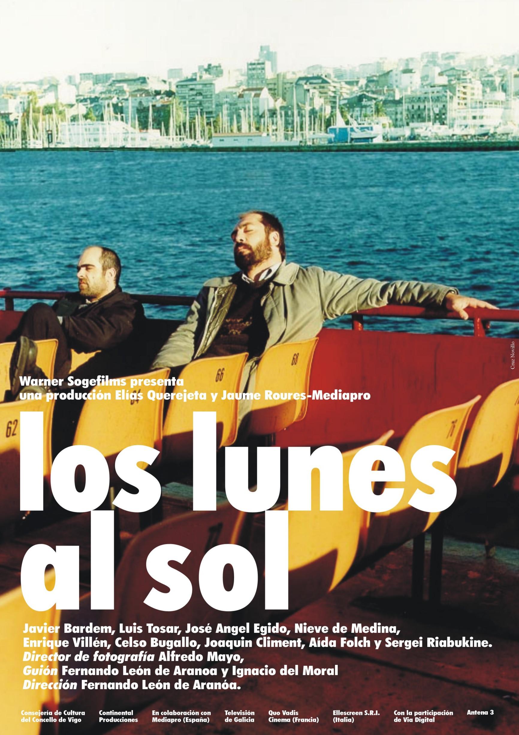 Mondays in the Sun (2002) DVDRip