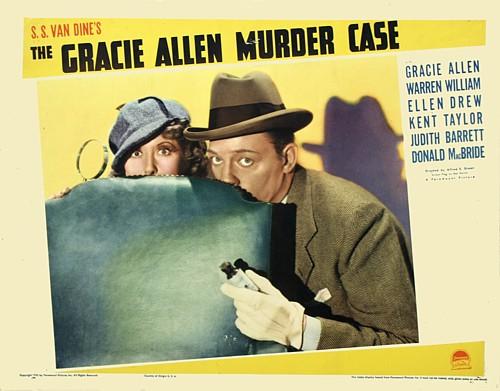 The Gracie Allen Murder Case