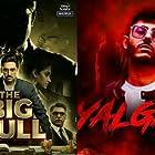 Abhishek Bachchan and CarryMinati in The Big Bull (2021)
