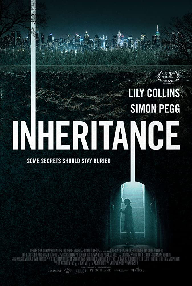 Inheritance (2020) English 720p HDRip Esubs DL