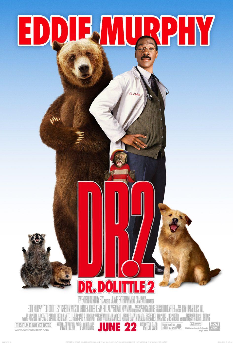 Dr Dolittle 2 2001 Imdb