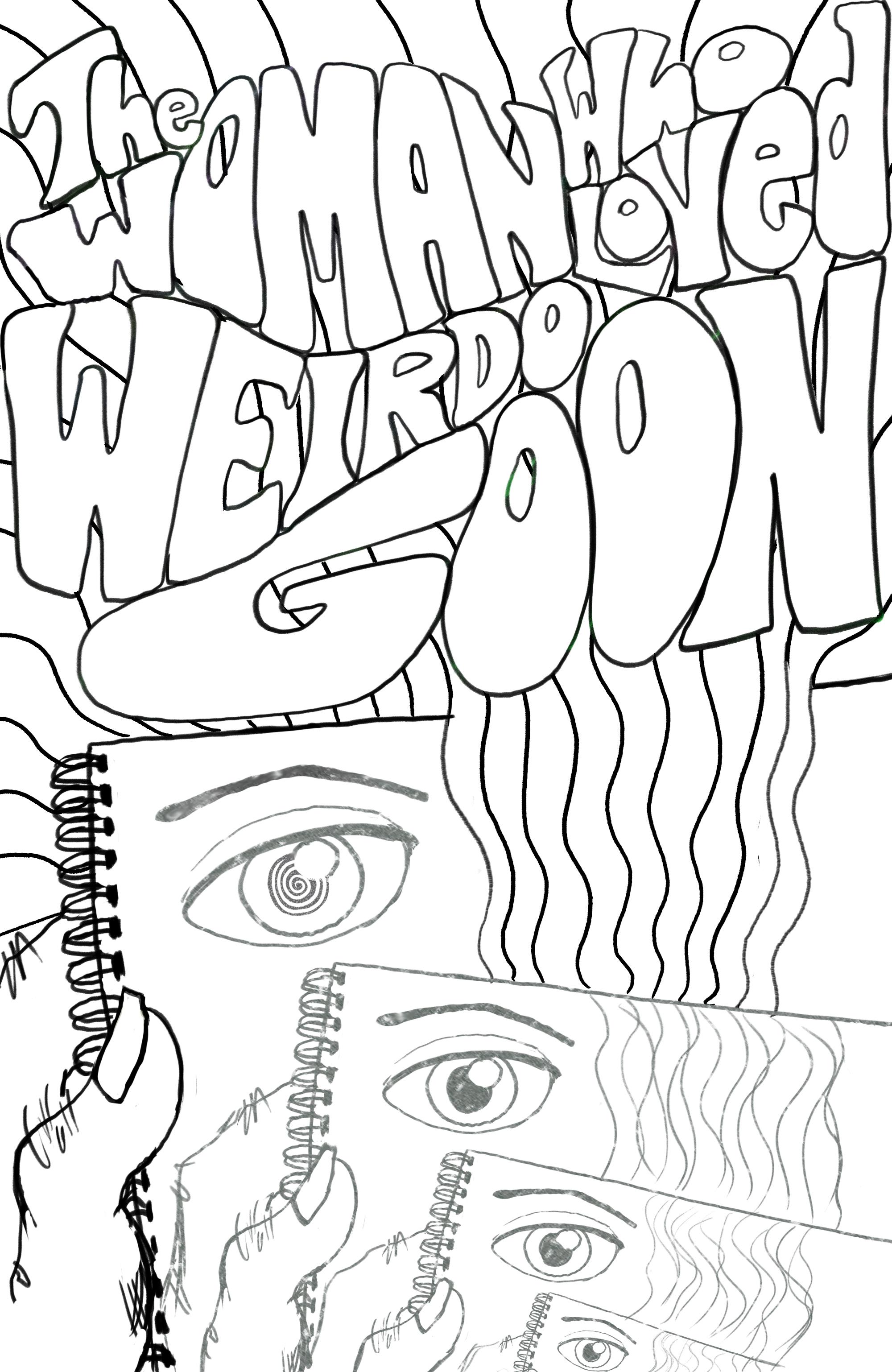 The Woman Who Loved Weirdo Goon (2017)