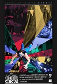 The Fantastic Colourful Circus Poster