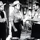 Harry Cording, George O'Brien, and Ray Whitley in Painted Desert (1938)