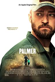 Justin Timberlake and Ryder Allen in Palmer (2021)