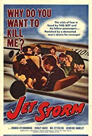 Jet Storm (1959) Poster - Movie Forum, Cast, Reviews