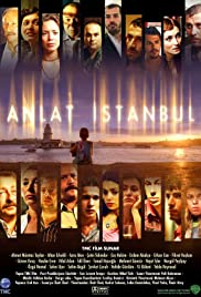 Istanbul Tales Poster