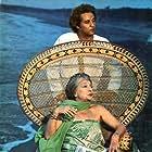 Paola Borboni and Renato Pozzetto in Paolo Barca, maestro elementare, praticamente nudista (1975)