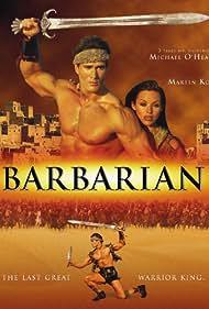 Michael O'Hearn and Svetlana Metkina in Barbarian (2003)