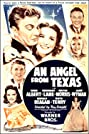 An Angel from Texas (1940) Poster