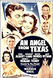 An Angel from Texas Poster