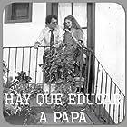 Andrea Del Boca in Hay que educar a papá (1981)
