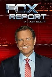 Fox Report with Jon Scott Poster