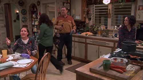 Roseanne: The Conners Are Back