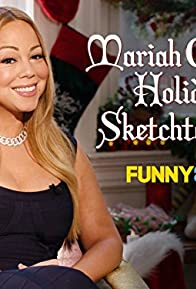 Primary photo for Mariah Carey's Holiday Sketchtacular