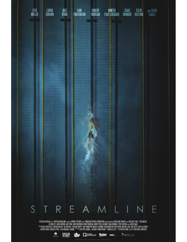 Streamline (2021) Telugu Dubbed (Voice Over) & English [Dual Audio] WebRip 720p [1XBET]