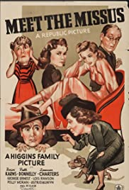 Meet the Missus Poster