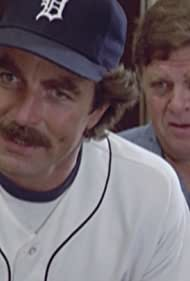 Tom Selleck and Pat Hingle in Magnum, P.I. (1980)