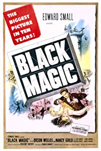 Watch free japanese movies Black Magic by William Conrad [HDR]