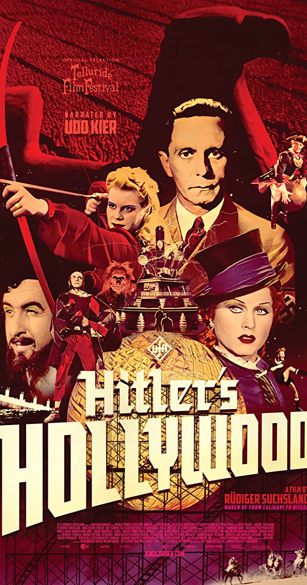 Subtitle of Hitler's Hollywood