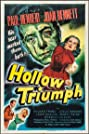 Hollow Triumph (1948) Poster