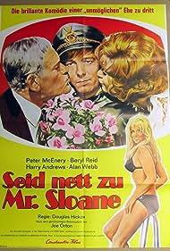 Entertaining Mr Sloane Poster - Movie Forum, Cast, Reviews