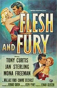 Qual è un film divertente da guardare in alto Flesh and Fury (1952) by Joseph Pevney  [WQHD] [QuadHD] [480x640]