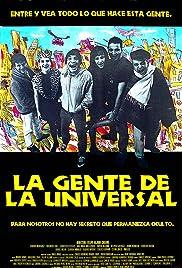 La gente de la Universal Poster