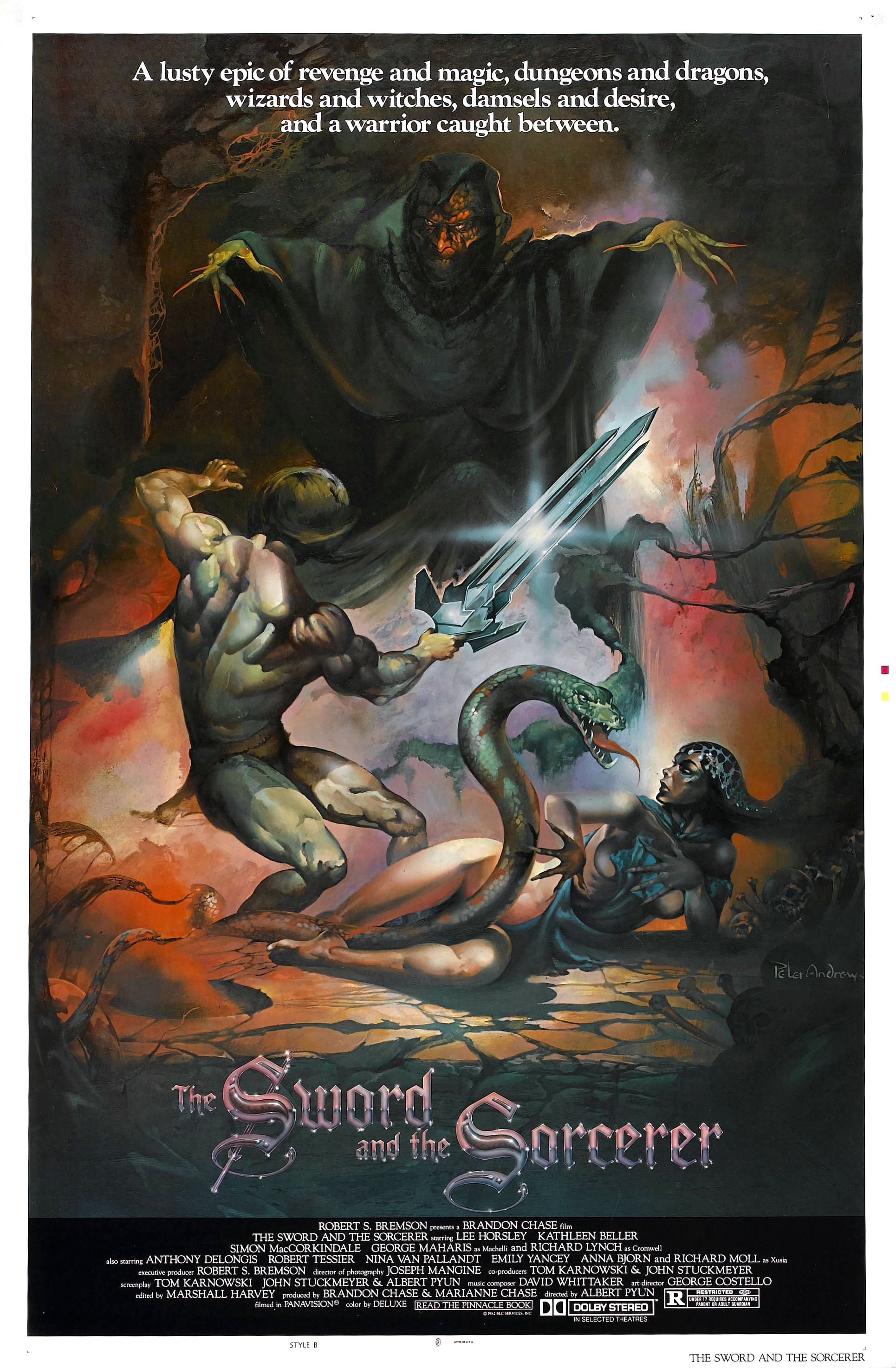 the sword and the sorcerer 1982 imdb
