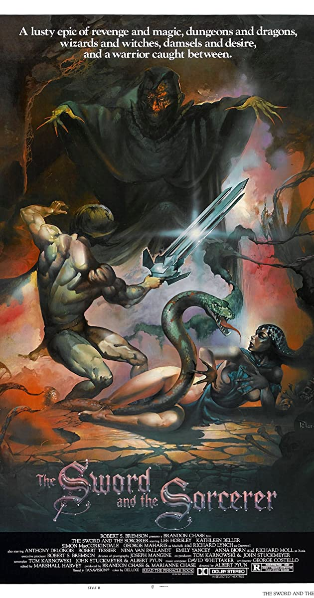 The Sword and the Sorcerer (1982) - IMDb