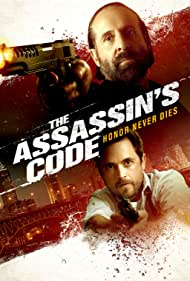 Peter Stormare and Justin Chatwin in The Assassin's Code (2018)