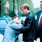 Klaus Dahlen, Richy Müller, and Jürgen Vogel in Die Männer vom K3 (1988)
