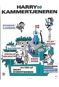 Harry og kammertjeneren (1961) Poster - Movie Forum, Cast, Reviews