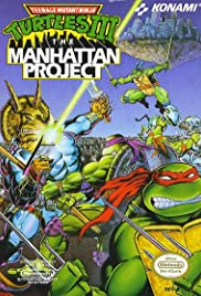 Teenage Mutant Ninja Turtles III: The Manhattan Project(1991) Poster - Movie Forum, Cast, Reviews