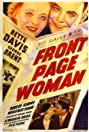 Front Page Woman (1935) Poster