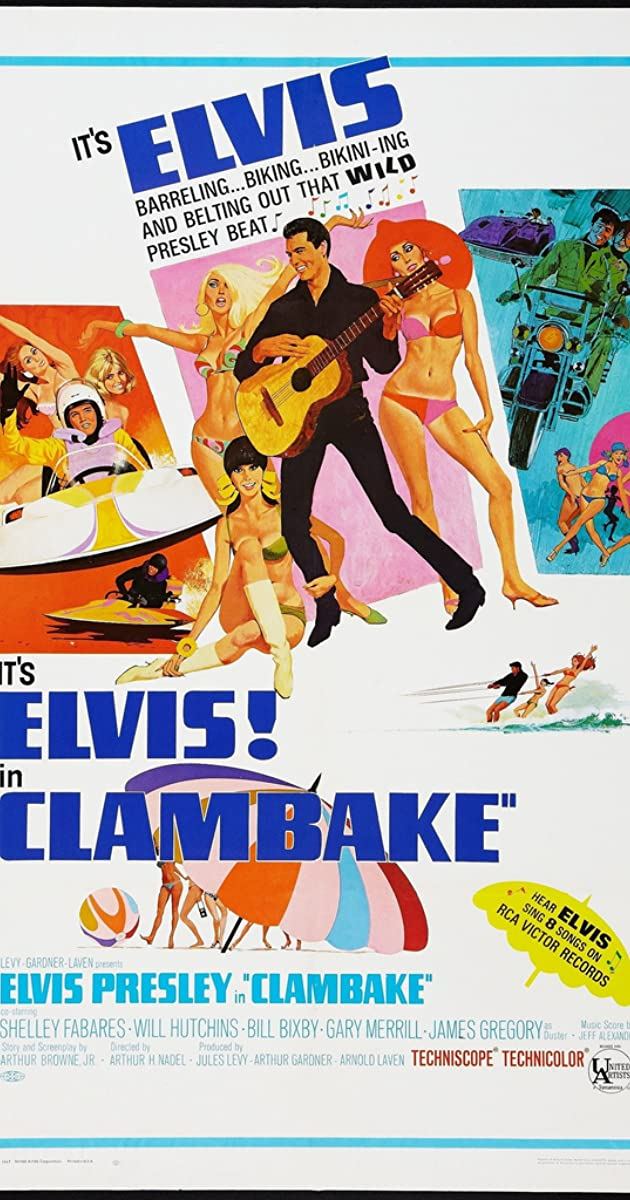 Clambake 1967 Imdb