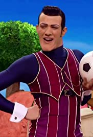 Welcome to LazyTown Poster