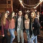 Drew Jacobs, Rachel Ritzler, and Courtney Mathews in Christmas Coupon (2019)